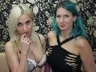 DreamBabes -  Two hot lesbian are gonna make your dreams come true. :)
